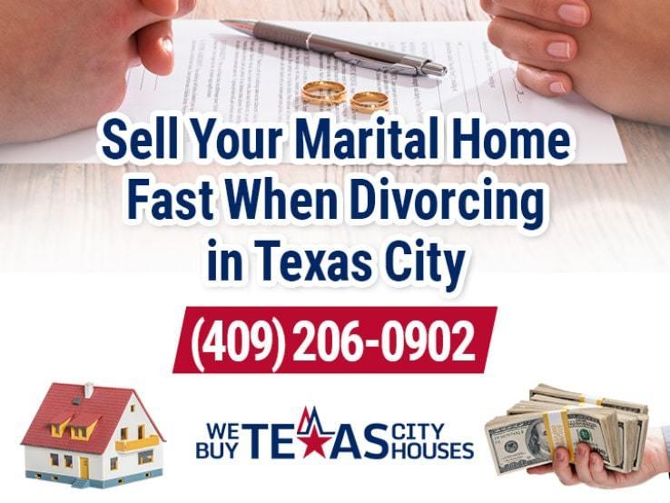 texas city divorce