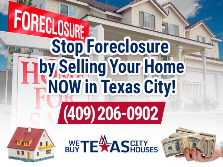 texas city foreclosure