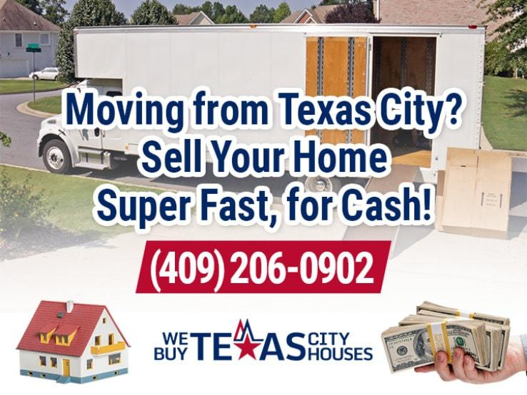 texas city moving