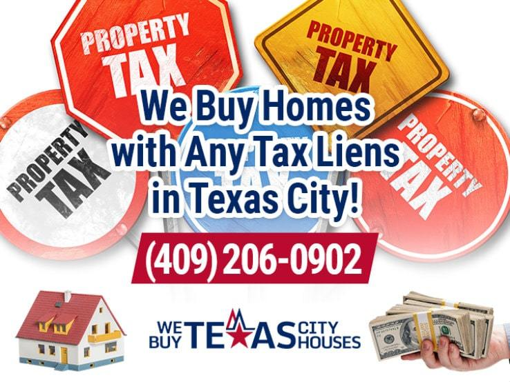 texas city tax liens